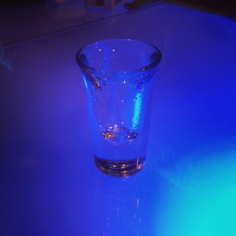 初めて「テキーラ」を飲みました。しかも11杯ww